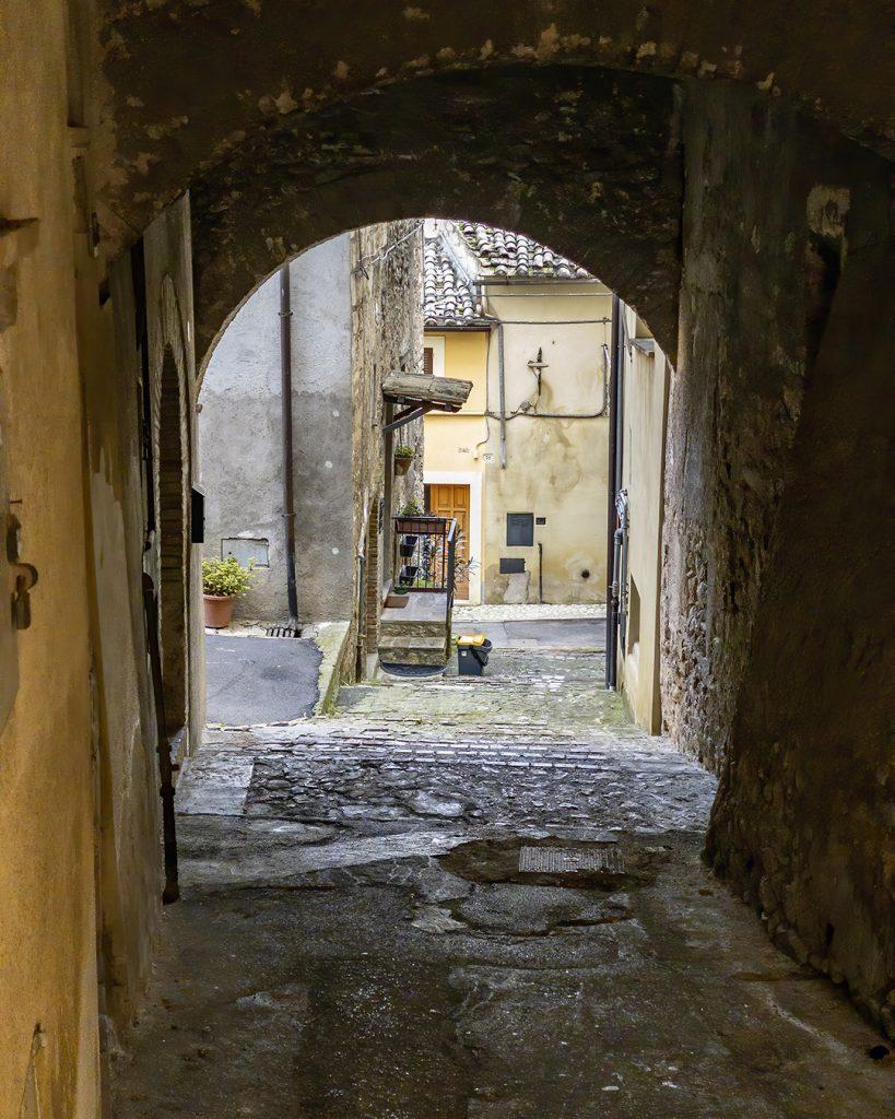 Little Street, Amelia, Umbria