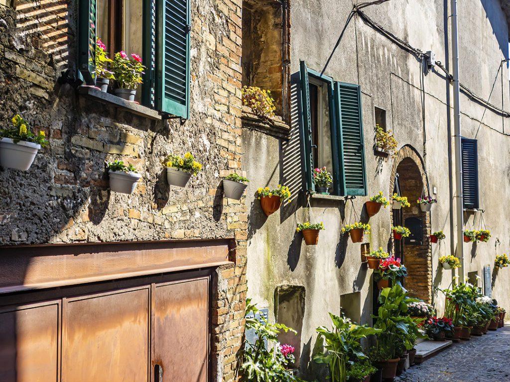 Pride and Joy, Capitone, Umbria