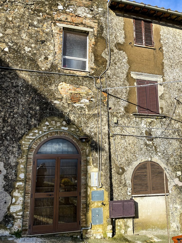 Old and New, Itieli, Umbria