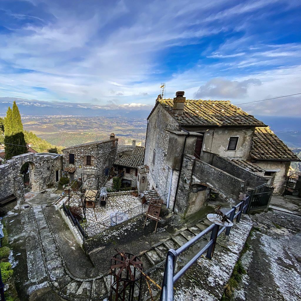 View of Terni, Itieli, Umbria